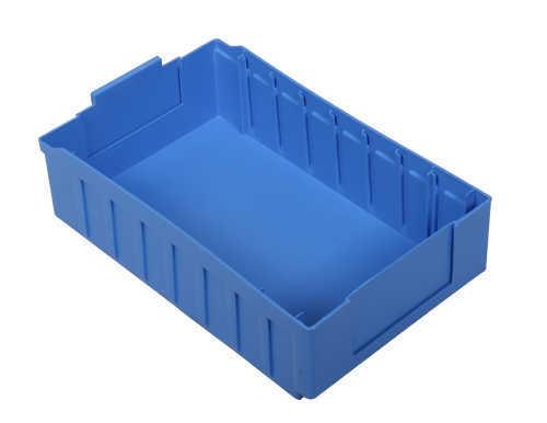 shelf plastic storage bin