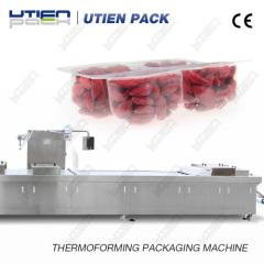 Automatische gedroogde vruchten / Nut thermovormen MAP /-gasvulling Packaging