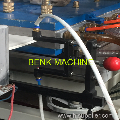 BENK Machinery China PVC ceiling panel extrusion line manufacture