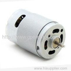 12v 24v Electric Carbon Brush Brushes Brushed DC Motor For