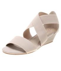 Women fashion open toe wedge heel sandals