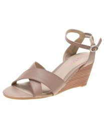 Women open toe single strap sandals