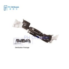 X-Caliber Meta-Diaphyseal FIxator(PEEK) for Tibial Shaft External Fixation