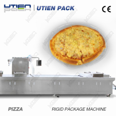 Pizza machine automatique d'emballage