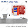 Pork shoulder steak packing machine
