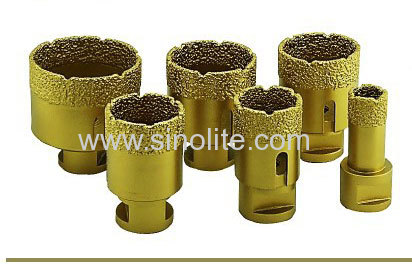 Diamond Engineering Drill Size: 25-350mm with Segmented Diamond Cutters for professional users