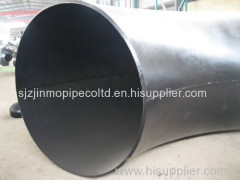 butt weld seamless carbon steel elbow