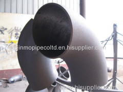 long radius but-weld elbow