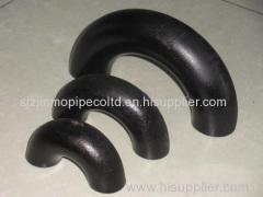 180 degree 1.5D carbon steel elbow return