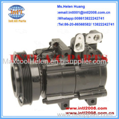 HS18 Ac compressor for Kia Optima Hyundai Santa Four Seasons 57187 57189