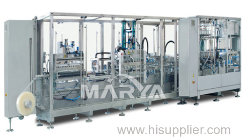 Pharmaceutical Soft Bag Infusion Production Line