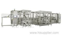 Non-PVC film soft bag I.V Production line