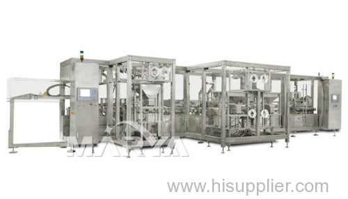 Pharmaceutical Non-PVC film soft bag I.V Production line