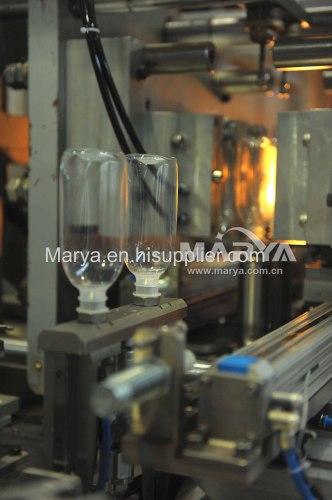 BFS Three In One Plastic Bottle Blow Fill Seal Machine