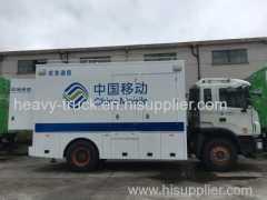 camion comunicazioni di emergenza nazionale