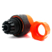 "Plastic Soft 1/2"" female hose fitting"