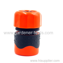 Plastic 19MM backyard water hose pipe fitting
