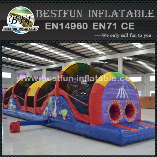 Circus Obstacle Challenge Manufacturer