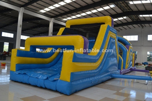Inflatable obstacle course rental prices