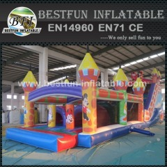 Inflatable mickey obstacle courses