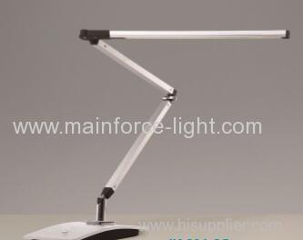 LED desktop lamp with USB port