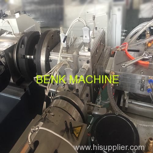 WPC Decking Extrusion Line