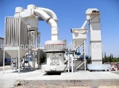 High production Gypsum Raymond Mill with low price