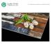 Rustic Ceramic Tiles Floor Indian Porcelain Wood Grain Tile For Flooring Decoration