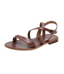 Fashion flat strappy sandals