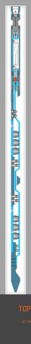 43mm x 4spf x 0 degree Strip gun system TCP