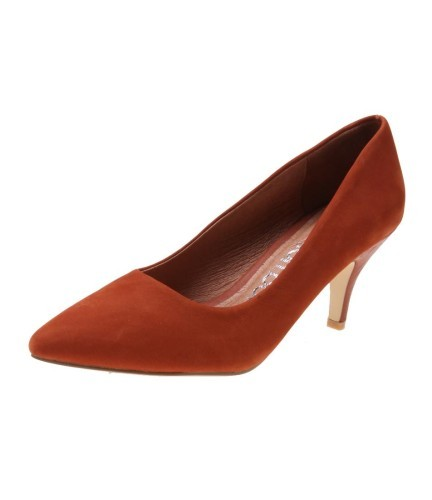 Fashion pointed toe classic high heel dress shoes