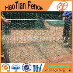 Hot-dipped Galvanized Gabion Box