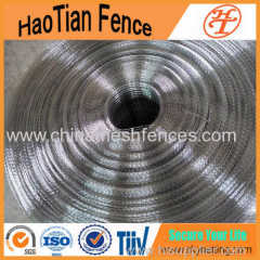 drawing wire welded wire mesh