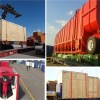 Open Top And Flat Rack Shipping Container