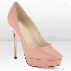 ladies fashion stiletto high heel platform pumps