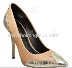 Women fashion wedding/party high heel dress shoes