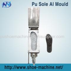 Latest Version PU Shoes sole mould