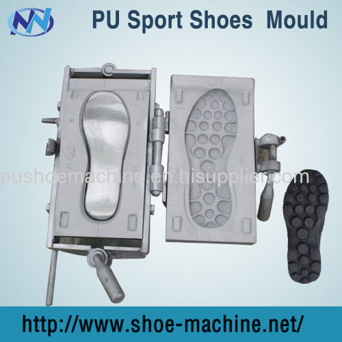 PU Sport Shoes Mould