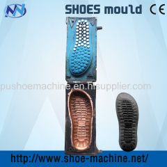 copper shoe sole mold