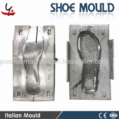 pu shoe mould for making sandal