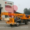 4 Ton mobile mini crane from Jining Sitong Construction Machinery Co Ltd