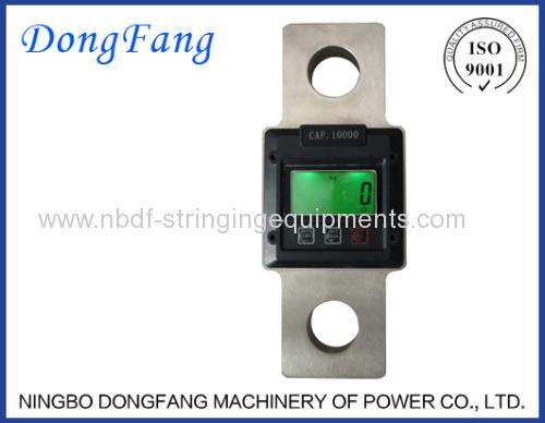 Overhead Power Transmission Line Installation Equipment Hydraulic Dynamometer