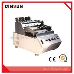 textile fabrics friction color fastness tester