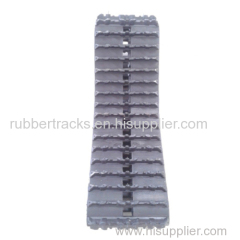 Small Snow Rubber Track for Winter Rubber Crawler Track Direct Factory Price in stock for sale