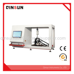 shoe and heel materials slip resistance tester