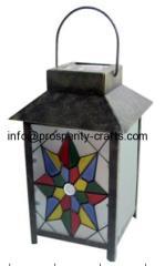 Metal Solar Lantern .