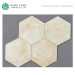 Decorative Garden Balcony Grays Glazed Porcelian Cheap Fancy Antica Tile In Spain