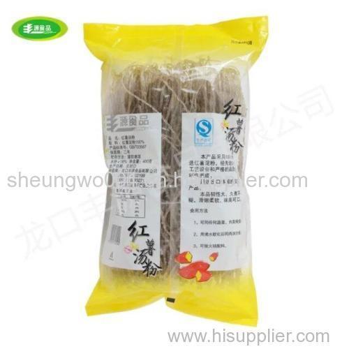Natural sweet potato soup powder