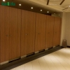 High pressure laminate commercial toilet partitions from Jialifu