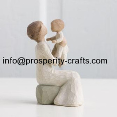 Polyresin Figurine for Mother day